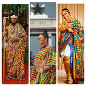 Reality Stars Who Rocked The Kente Style Perfectly (Photos)