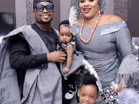 Have You Seen Actor Bishop Umoh And His Family Recently? Check Out These Lovely Photos