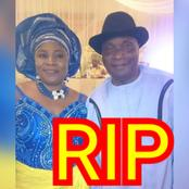 Meet the Nigerian couple who died of Covid-19 in USA