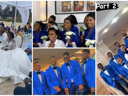 Nigeria popular Comedian tie the knot with the love of his life