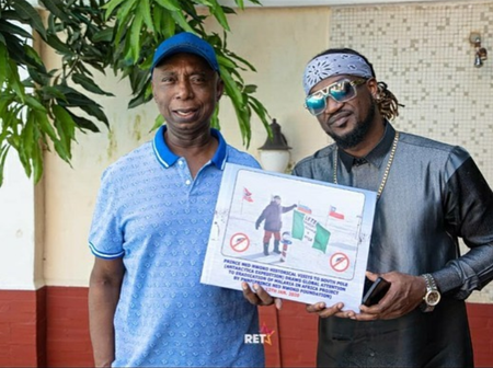 Music star, Paul Okoye pledges support to Prince Ned Nwoko's effort to end Malaria in Africa.