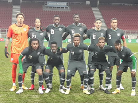 23 Nigerian Players Given The All-clear To Face Tunisia After Testing Negative For Coronavirus