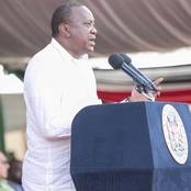 Uhuru Kenyatta: Why I Have Not Been Visiting Central Kenya Regularly