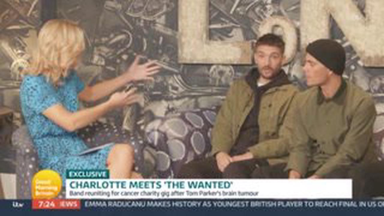 Tom Parker: The Wanted star apologises for not greeting fans amid ongoing health fears