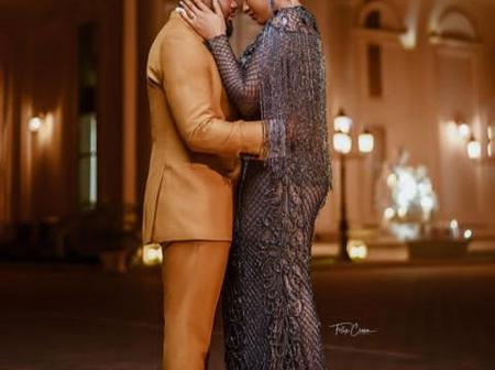Top 30: A Compilation Of Williams Uchemba' Wedding Pictures And That Of Banky W