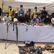 48 People Arrested By The Nigerian Police Force For Their Involvement And Indictment In These Crimes