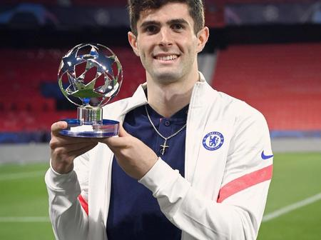 Christian Pulisic equals Leo Messi champions league record
