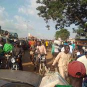 Black Friday In Ilorin, Score Killed, Hoodlums Looted Shoprite As Gov. Declared 24 Hours Curfew