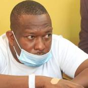 Mike Sonko is Due For a Hip Operation in South Africa as He Fails to Appear in Court