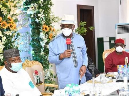 If you failed to win Anambra State, it will not augur well with the South East - Gov Wike warned PDP