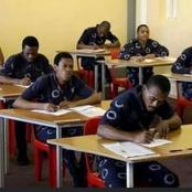 See Prisoners Writing Exams While In Prison That Sparked Reactions Online