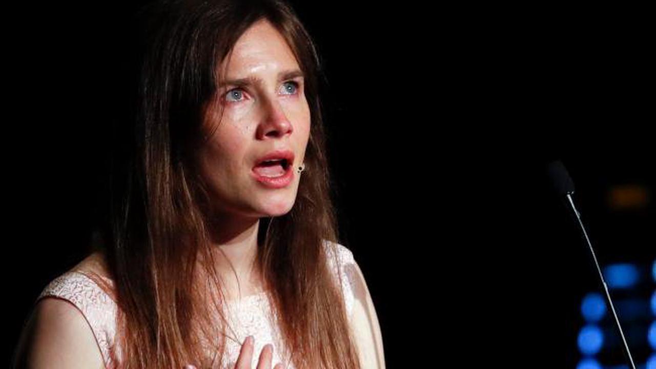 Amanda Knox blasts film Stillwater for exploiting her case