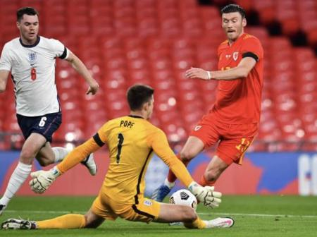 England goalkeeper sets a new record after their European WCQ win over Albania
