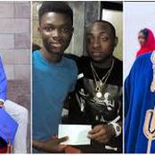 Remember The Man That Was Sponsored Through School By Davido, See His Achievement