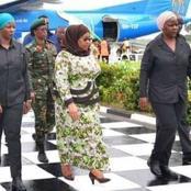 Sécurité : comme Kadhafi, cette Présidente africaine a confié sa garde rapprochée à des femmes