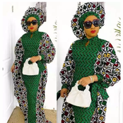 Check Out These Stunning Kaftan Gowns You Should Have In Your Wardrobe