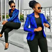 Checkout Some Fine Blazers For Working Class Office Ladies