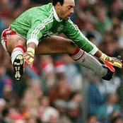 Bruce David Grobbelaar The first South African born player to go overseas