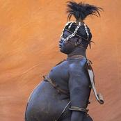 The African tribe where men compete to be the fattest