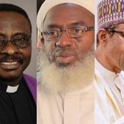 See What Christian Association Of Nigeria Said Buhari would Have Done To Gumi If He Was A Christian