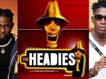 14th Headies Award -  see full list of WINNERS. SureBet your best celebs names were listed.-check it