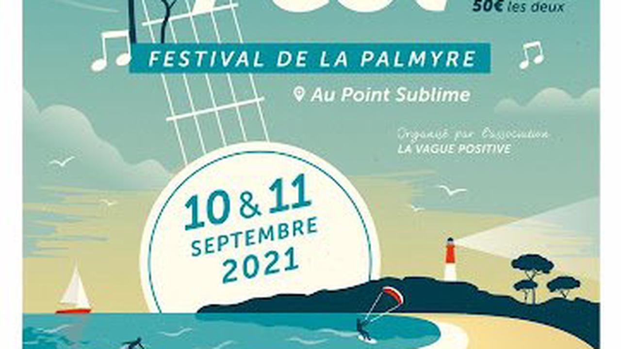 Les Mathes-La Palmyre : coup d'envoi demain du premier Palm'Fest