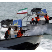 Check out what might  happen if the U.S. Navy destroys an Iranian gunboat