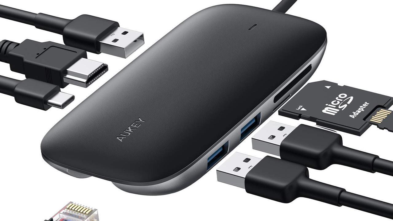 Best USB-C Hubs for Chromebooks 2021