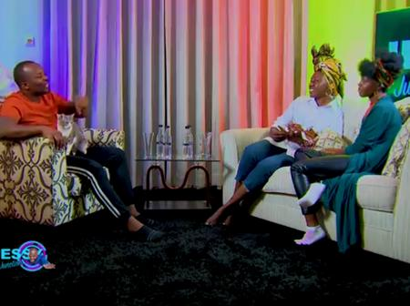 Wilbroda and Awinja Open up About Relationship With Papa Shirandula on MC Jessy's Junction Interview