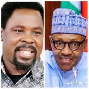 Today's Headlines:FG Apologises To Nigerians Over Poor Power Supply, YouTube Suspends TB Joshua's TV