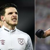 West Ham United Reveal Their Stance on Declan Rice's Manchester United Swap Deal