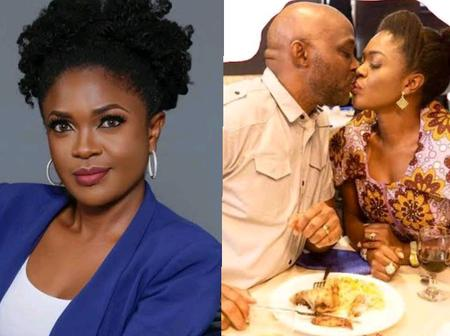 Omoni Oboli Replies Fan Who Said That She Is Married And It Is Bad For Her To Do This In A Movie