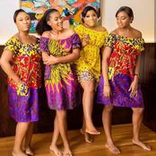 Photos: Classy And Trendy Ankara Gown Styles For All Fashionista
