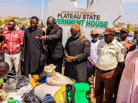 After Returning Stolen Items, See What Repentant Looters Asked From Plateau State Government