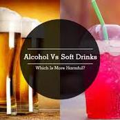Drink Alcohol Rather Than Consuming Too Much Soft Drinks Regularly, See Why