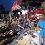 How drivers mate was miraculously saved in Akyem-Asafo accident in which 19 passengers were killed