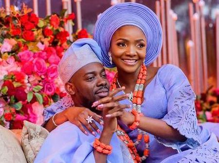 See How This Actor And Actress Celebrate Wedding Anniversary