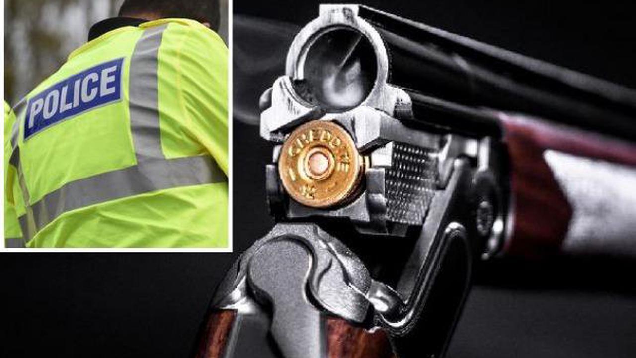 Dozens of children in Powys force area hold gun licences