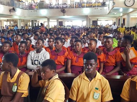 GNAPS sends goodwill message to 2020 BECE candidates