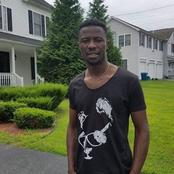Kwaku Manu hits the internet with cute photos of his prettiest sister.