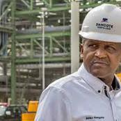 God Bless Alhaji Dangote; See The Refinery He Is Building That Will Provide Job For Nigerians
