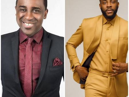 After Frank Edoho Was Asked By A Fan To Replace Ebuka As BBNaija S6 Host, See What He Said