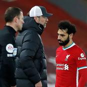 Salah Explains The Reported Fallout With Jurgen Klopp And The Problem At Liverpool