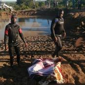 River snakes continue to claim lives as two boys drowned at the River.