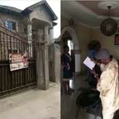 Man donates family house to christ embassy church, leaves family members at risk of being homeless