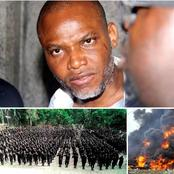 ESN & Nnamdi Kanu Is Causing Big Problems For Us In The S/East -Igbo Man Cries