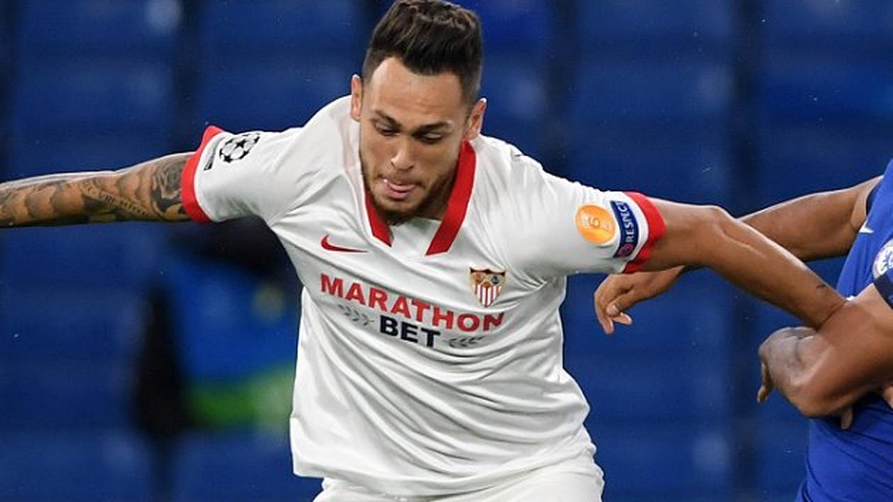 Ocampos the hero as Sevilla defeat Leganes in Copa del Rey