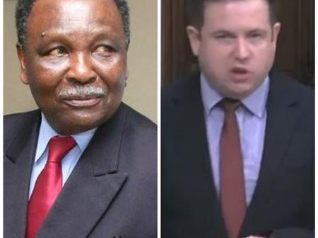 Who Should We Believe?-See The Challenge Gowon Has Thrown To The UK Parliamentarian That Accused Him