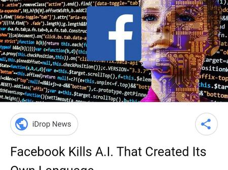 Remember the two robots that Facebook shutdown in 2017, this is the reason they got terminated.