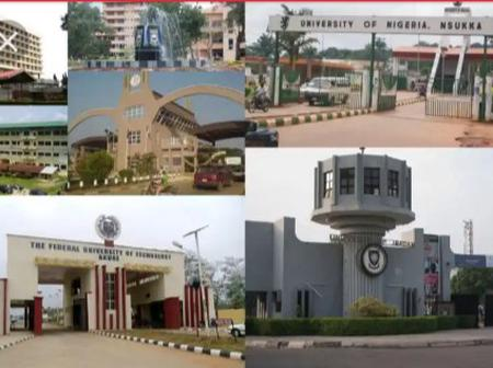 10 Nigerians Institutions That Accept 120 As Cut Off Mark